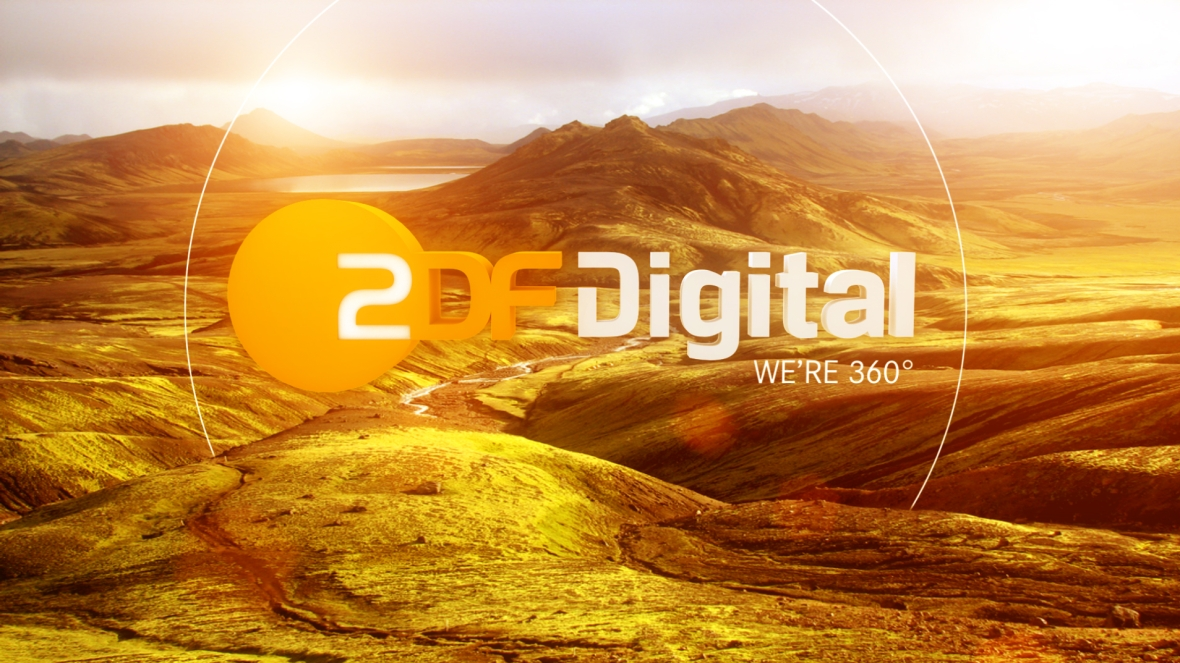 ZDF Digital Showreel 2012