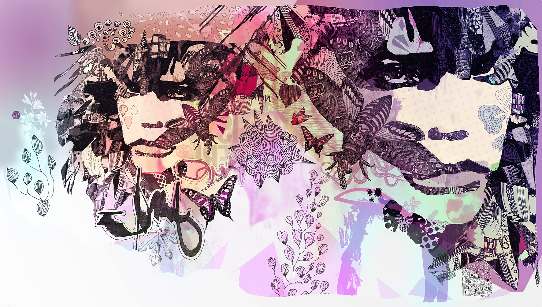 giulio is a self taught illustrator and graphic designer originally
